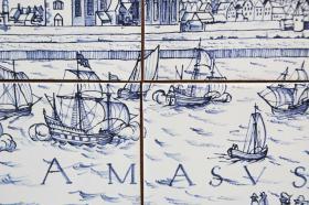 Detail Stadtansicht Emden 1
